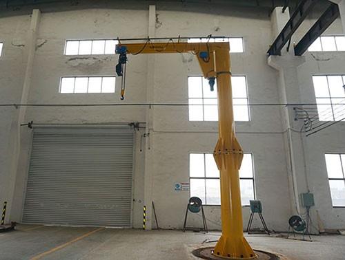 BZD型定柱式悬臂起重机
