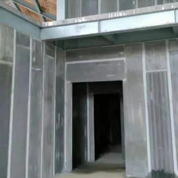 水泥轻质隔墙板的适用场所与自身特性优点