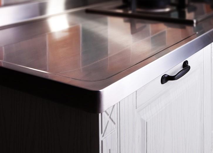 简约不锈钢整体厨房系列