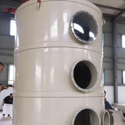 广安脱硫塔生产