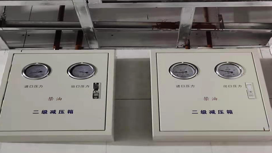 医疗供气系统安装