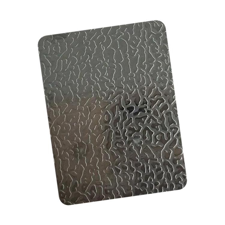 不锈钢压花纹板
