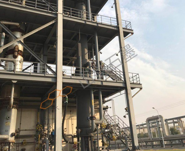Hydrogen chloride synthesis furnace system