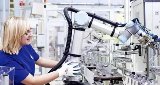 优傲机器人走协作机器人之路