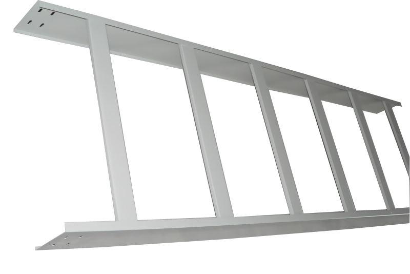 铝合金镀锌桥架