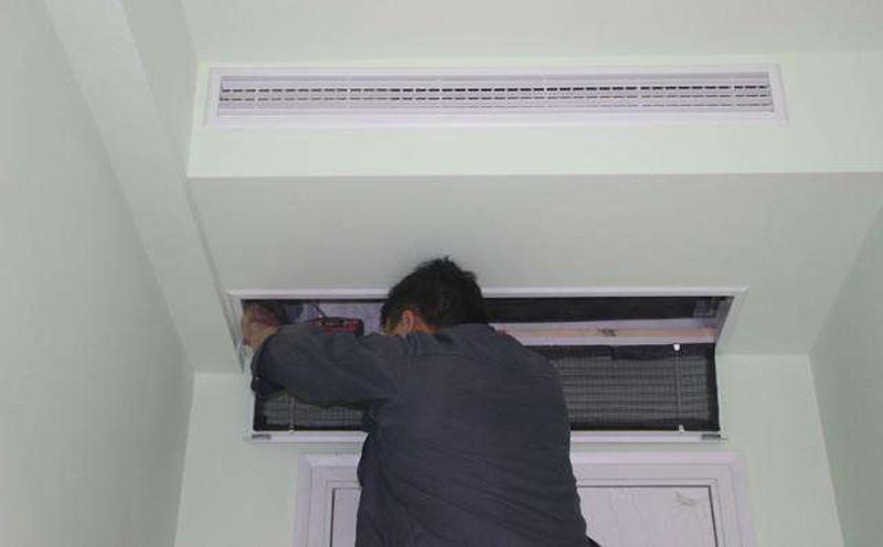 中央空调的安装和位置应该怎么设计才是正确的