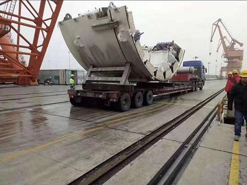 大型设备运输