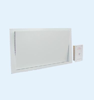板式排烟口(BPYK-SDc-YK)