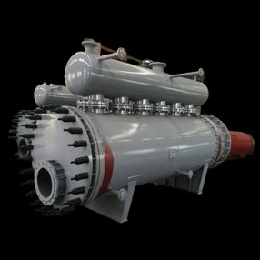 What are the characteristics of graphite heat exchanger