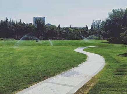 智能灌溉控制系统的适用范围