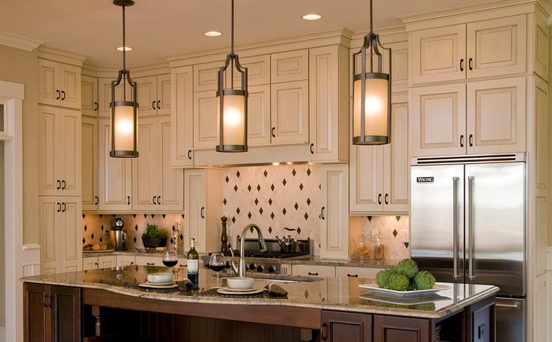 国利建材教您选购厨房灯具