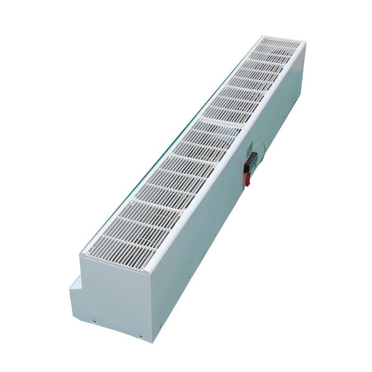远程操控空气幕可以代替其他制冷和加热设备吗?