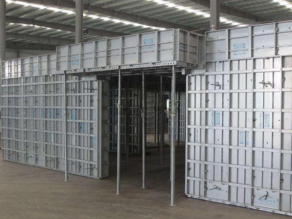 建筑铝模板十大优点