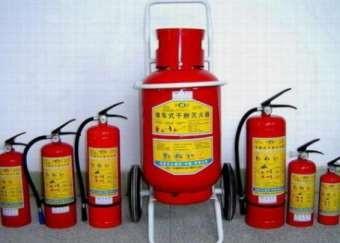 消防器材的使用和保养规范