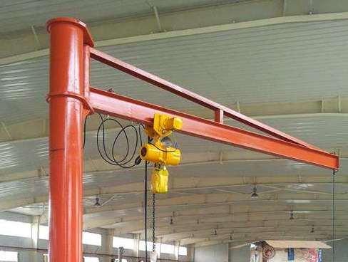 悬壁式起重机保养之润滑油使用注意事项