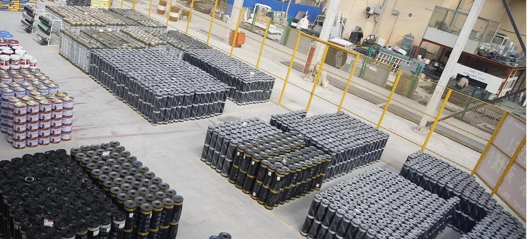 防水卷材的施工工艺及方法