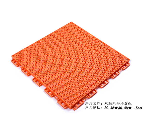 拼裝地板和硅PU地板膠有什么差別