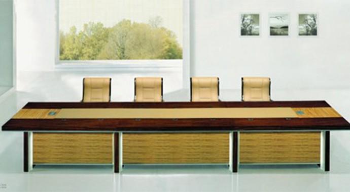 简约大气油漆会议桌
