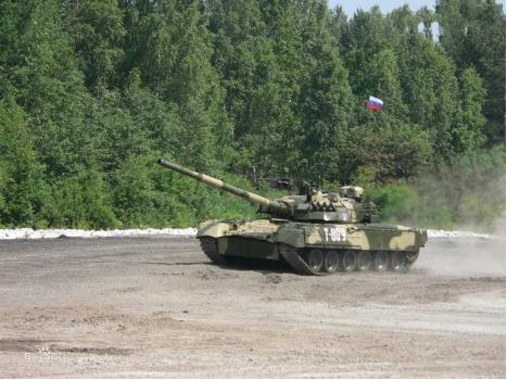 坦克的防护之力