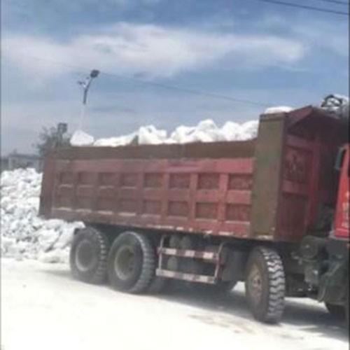 碳酸钙原材运输