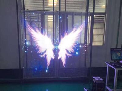 呼和浩特纱幕全息投影在舞台中的应用