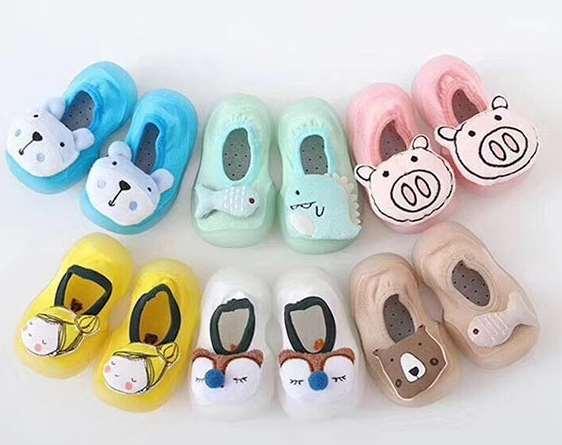 如何选择一双好的儿童鞋袜
