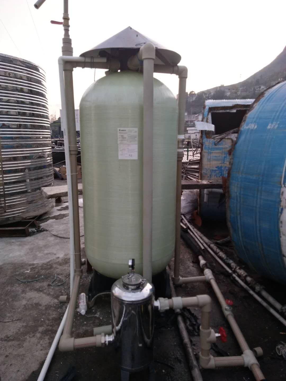 六盘水吉源煤业空气能+水处理项目