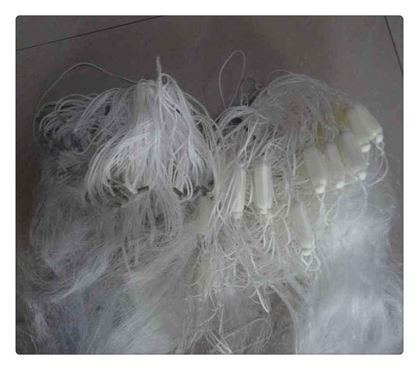 锦纶综丝渔网