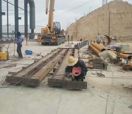 青海钢结构工程施工案例