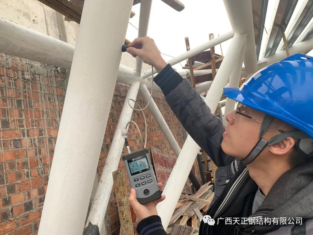 南宁钢结构防腐施工方案
