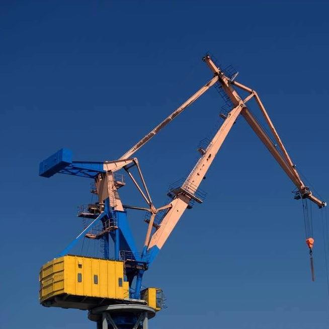 起重机应用船舶码头行业工程案例