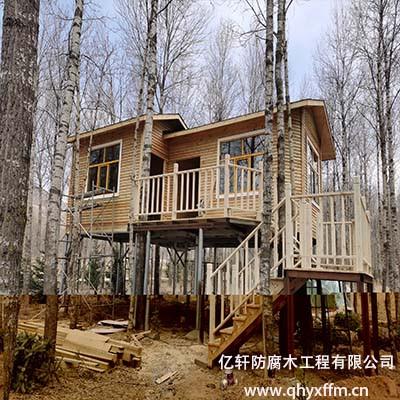 悬空木屋设计