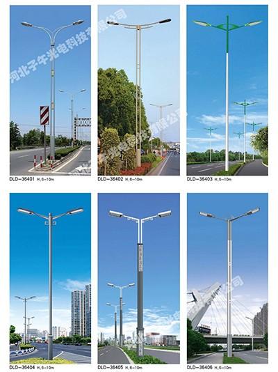 路灯杆生产厂家解释路灯杆地脚螺栓的拉力承受是多少