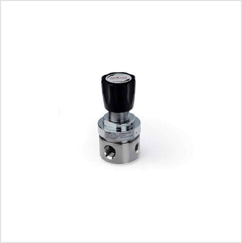 R12系列中等流量减压器的使用说明