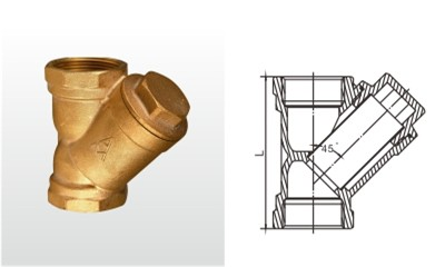 埃美柯过滤器-SY11-20T 青铜过滤器