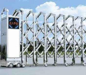 电动伸缩门不同结构的功能