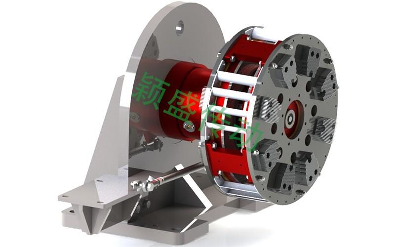 YS-KA空冷水平基座型永磁调速器