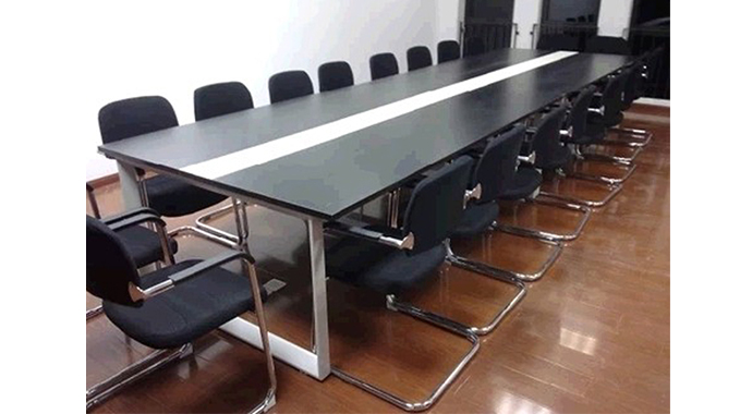 员工板式会议桌