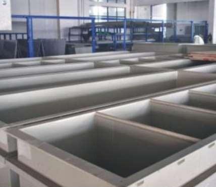 电镀槽在电镀加工时的作用