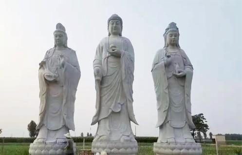 四川青石石雕佛像