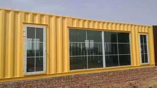 青海住人集装箱搭建学校的施工要求