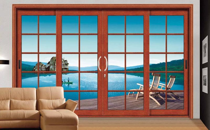 玻璃门窗安装时注意出现缝隙,要及时处理