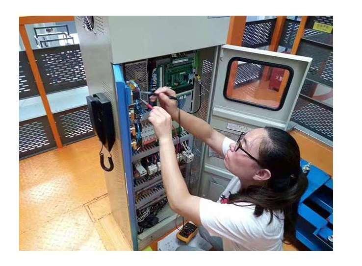 芜湖电梯维修培训中的工作内容介绍
