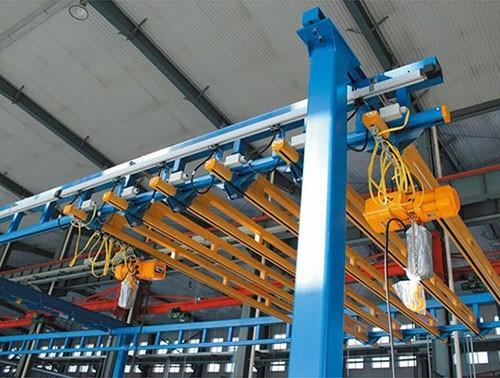 KBK flexible crane