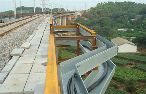 玻璃钢电缆桥架加工