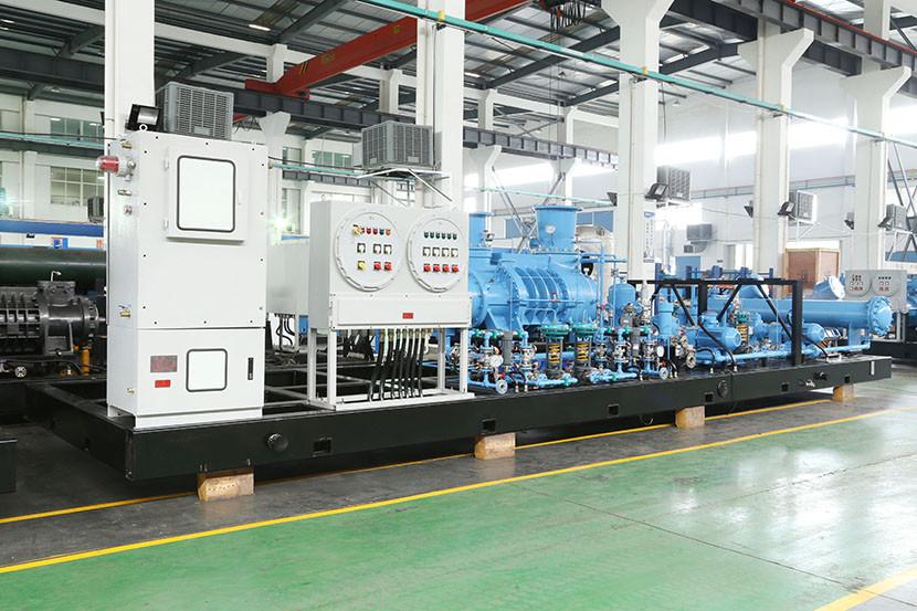 两级螺杆压缩空压机排气温度高的原因是什么呢?