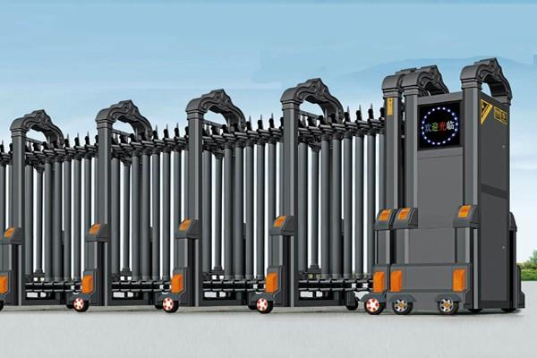 内蒙古电动伸缩门安装标准及方法