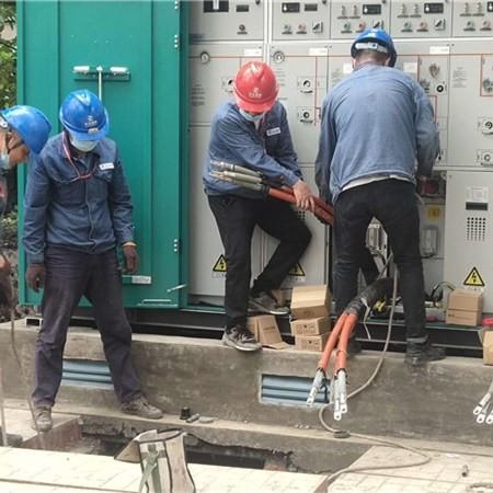配电柜安装施工