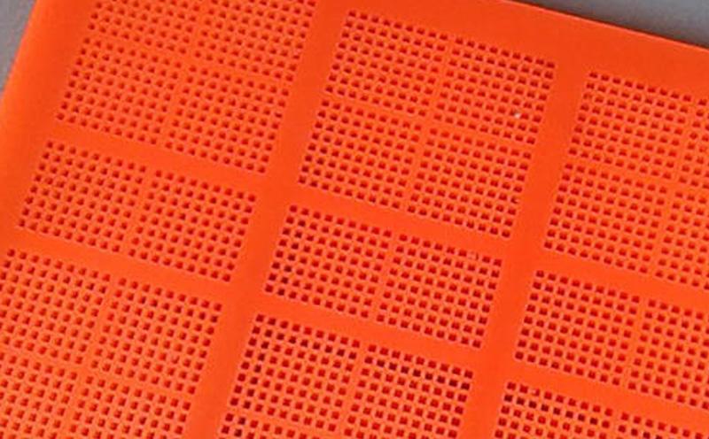 聚氨酯筛网应用中堵孔的原因及处理方法