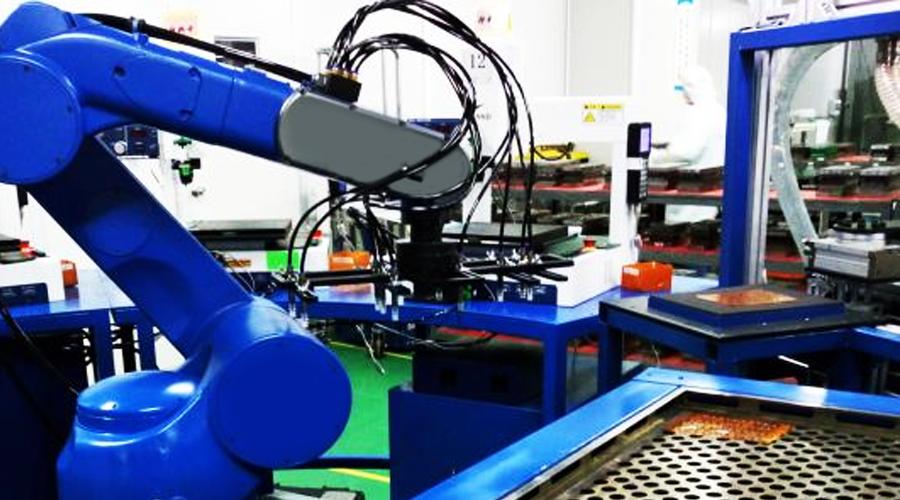 浅析自动上下料机器人的优势有哪些